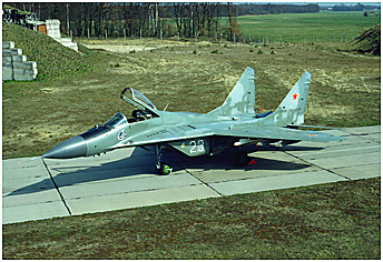 MiG-29 early